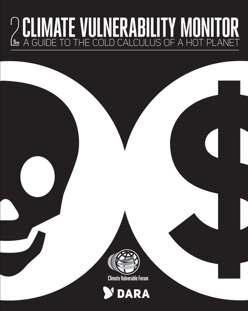 2012. Climate vulnerability monitor. Fundación DARA Internacional