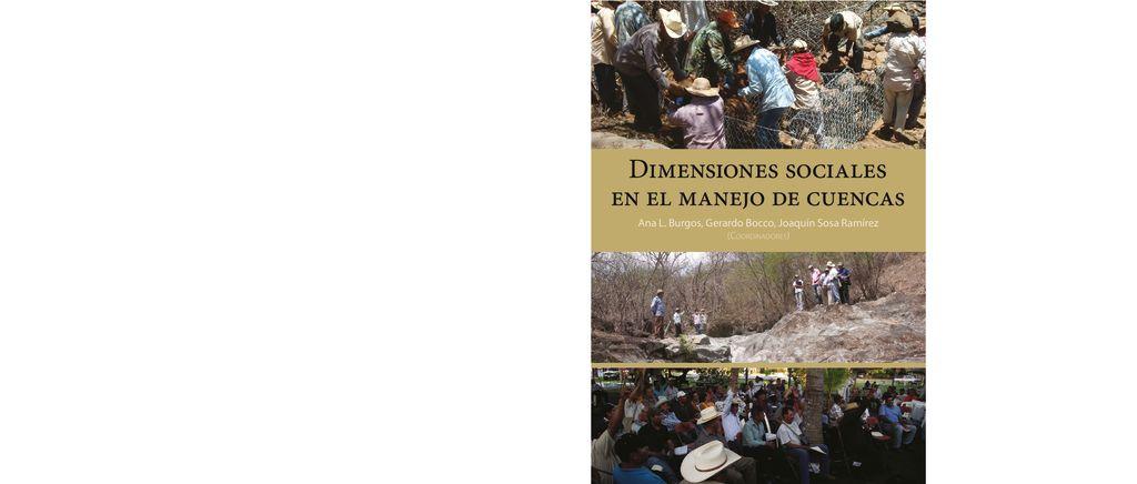 2015. Dimensiones sociales del manejo de cuencas