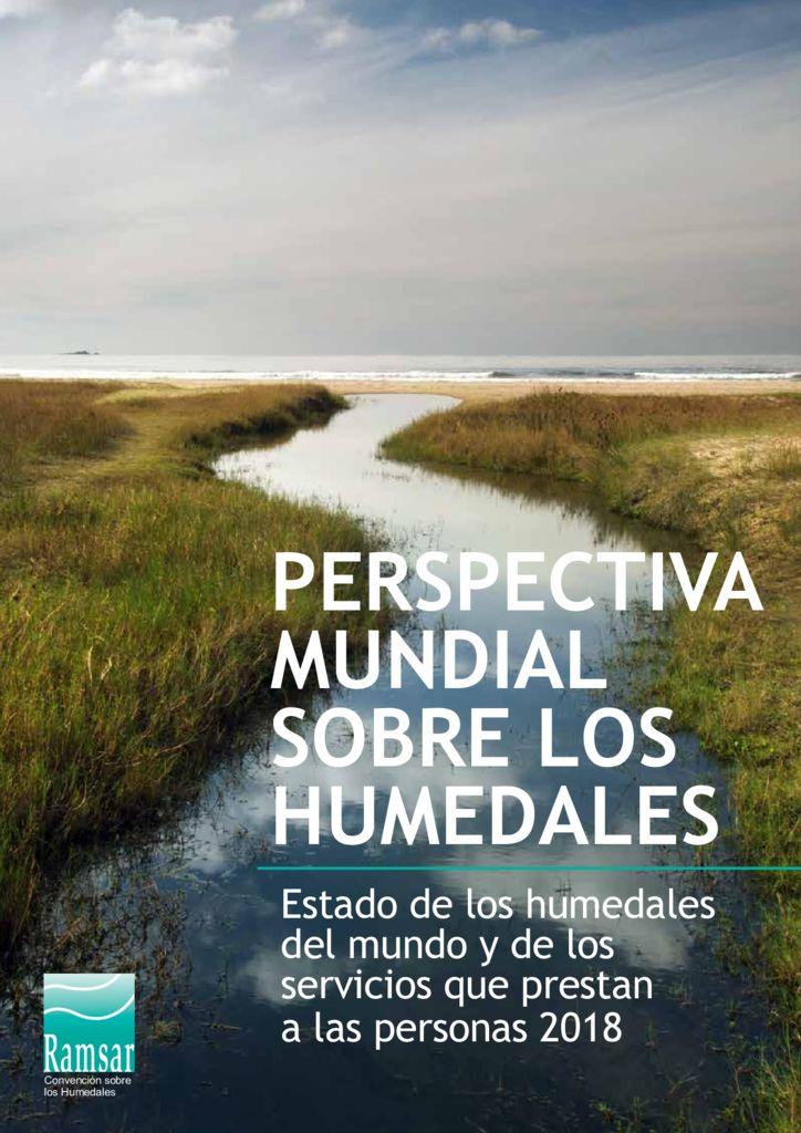 2018. Perspectiva Mundial sobre los Humedales. Ramsar
