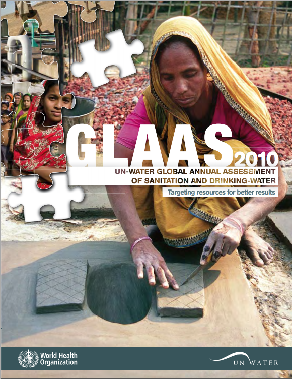 2010. Water global annual assessment of sanitation and drinking-water. OMS