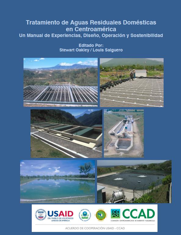 2011. Tratamiento de aguas residuales domésticas en Centroamérica