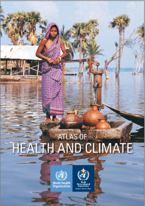 2012. Atlas of health and climate. OMS