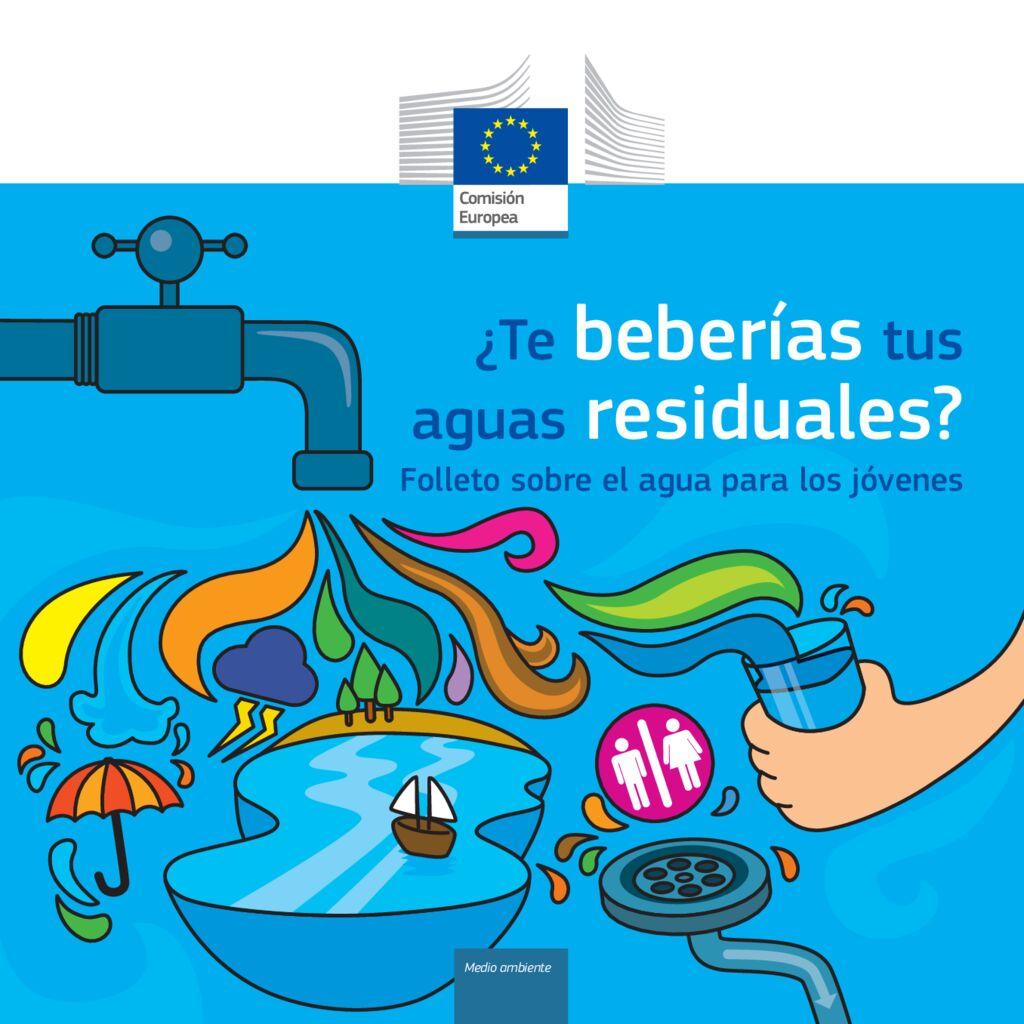 2012. Te beberías tus aguas residuales. Unión Europea