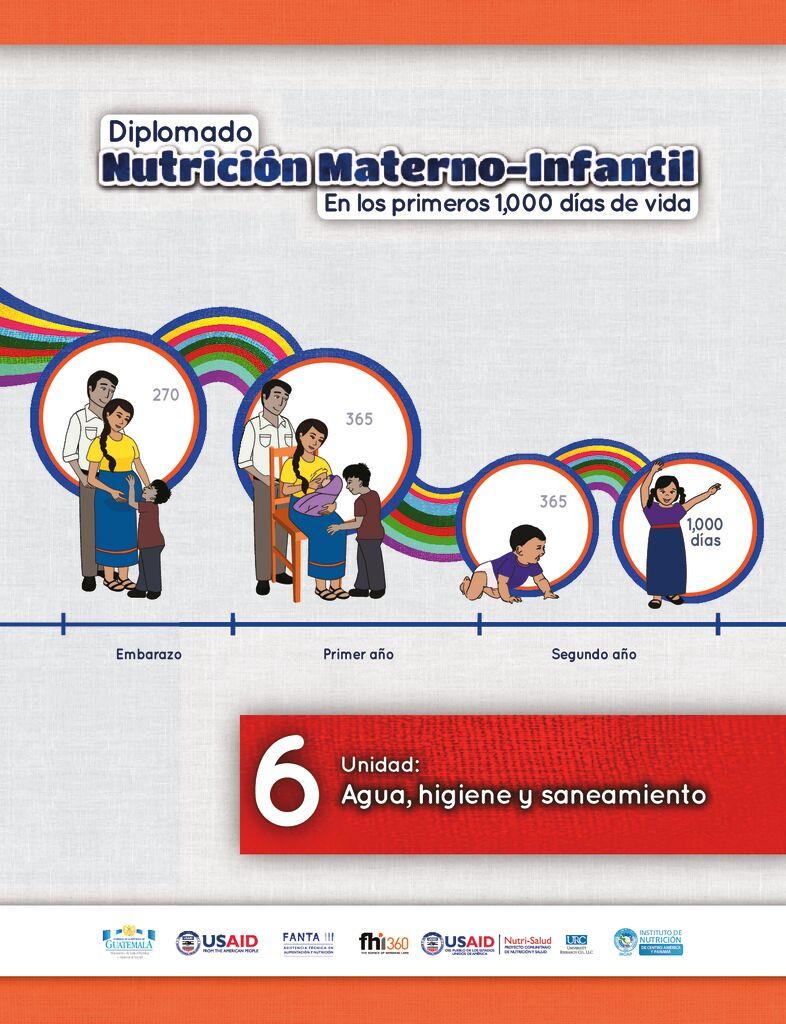 2016. Nutrición materno-infantil, en los primeros 1,000 días de vida.