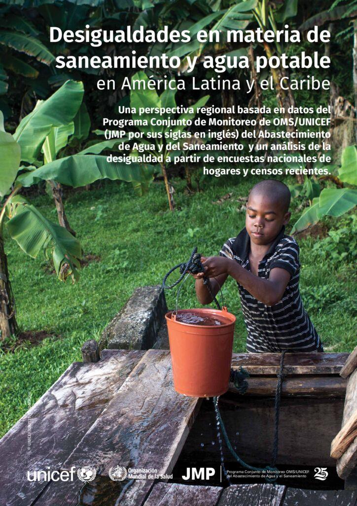 SF. Desigualdades en materia de saneamiento y agua potable en América Latina y el Caribe